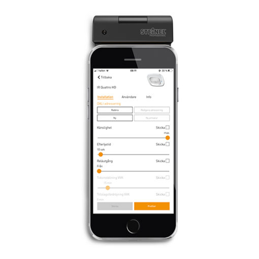 Fjernkontroll Smart Remote