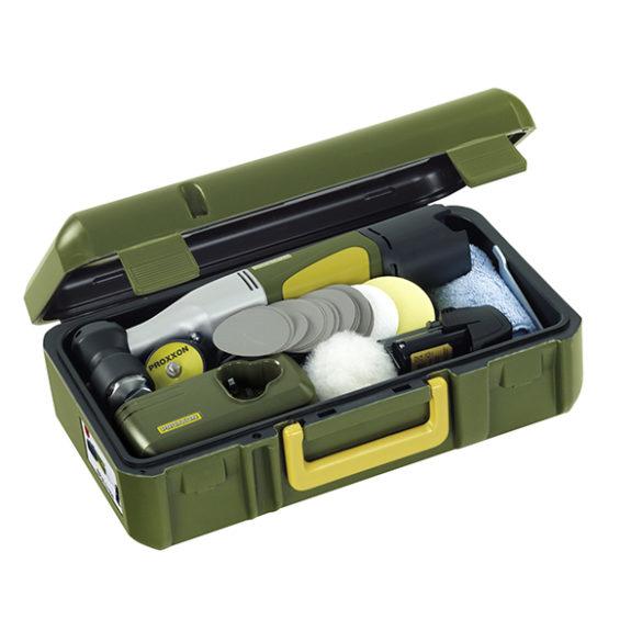 29835 Friroterande polermaskin EP/A i väska