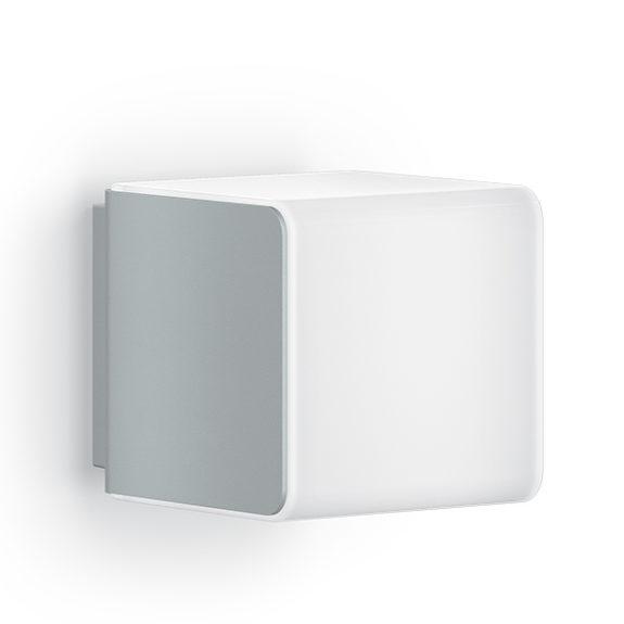 Sensorlampa Cubo L830 silverfrån Steinel