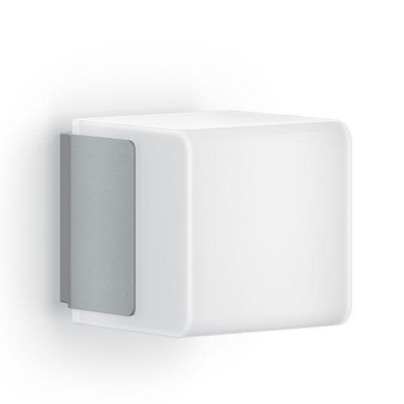 Sensorlampa Cubo L835 silver från Steinel
