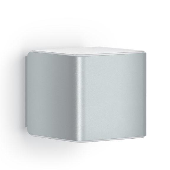 Sensorlampa Cubo L840 silver från Steinel