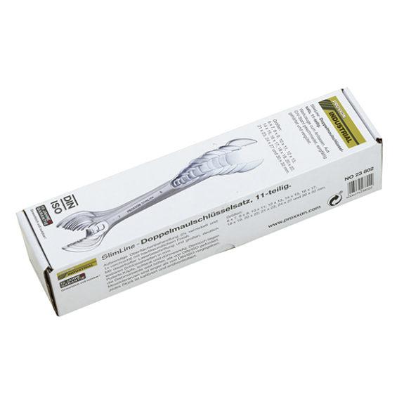 Slim-Line - Dubbel U-ringnyckel set