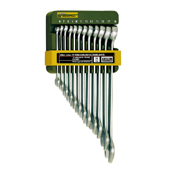Slime-Line - PU-nyckel. 12-delars set