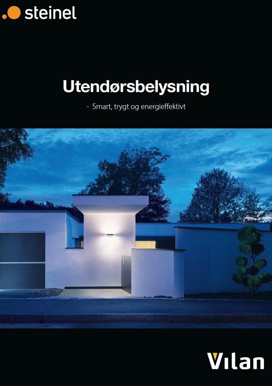 Utendørsbelysning Smart, trygt og energieffektivt