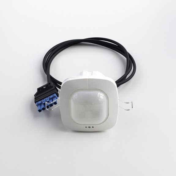 DALI Plus, infällt, med WAGO WINSTA® snabbkoppling, kabellängd 2 m, helautomatisk