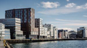 Revolusjonerende sensor på nytt hotell i Bodø